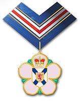 Order of Nova Scotia Insignia
