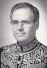 Lieutenant Colonel The Honourable Alan Rockwell Abraham, CM, ONS, CD