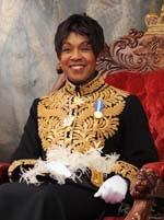 The Honourable Mayann E. Francis, ONS