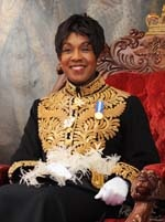 The Honourable Mayann E. Francis, ONS