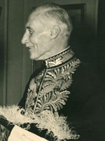 Lieutenant Colonel The Honourable Henry Ernest Kendall, MD