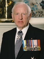 The Honourable John James Kinley, ONS, CD