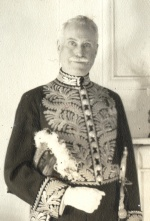 The Honourable Frederick Francis Mathers, KC