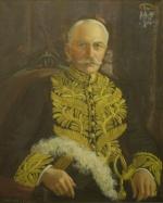The Honourable James Cranswick Tory