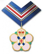 Order of Nova Scotia Insignia