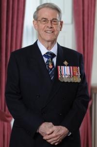 Lt-Gov J.J. Grant Official Photo
