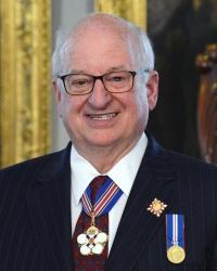 Lt-Gov Arthur J. LeBlanc