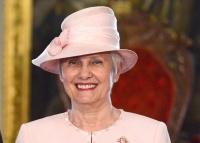 Her Honour Mrs. Patsy LeBlanc