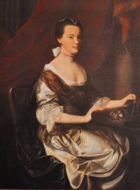 Lady Wentworth Portrait